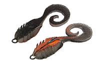 """Поролонова рибка Профмонтаж Dancing tail 3.5"""" col.901 (2шт\уп)"""