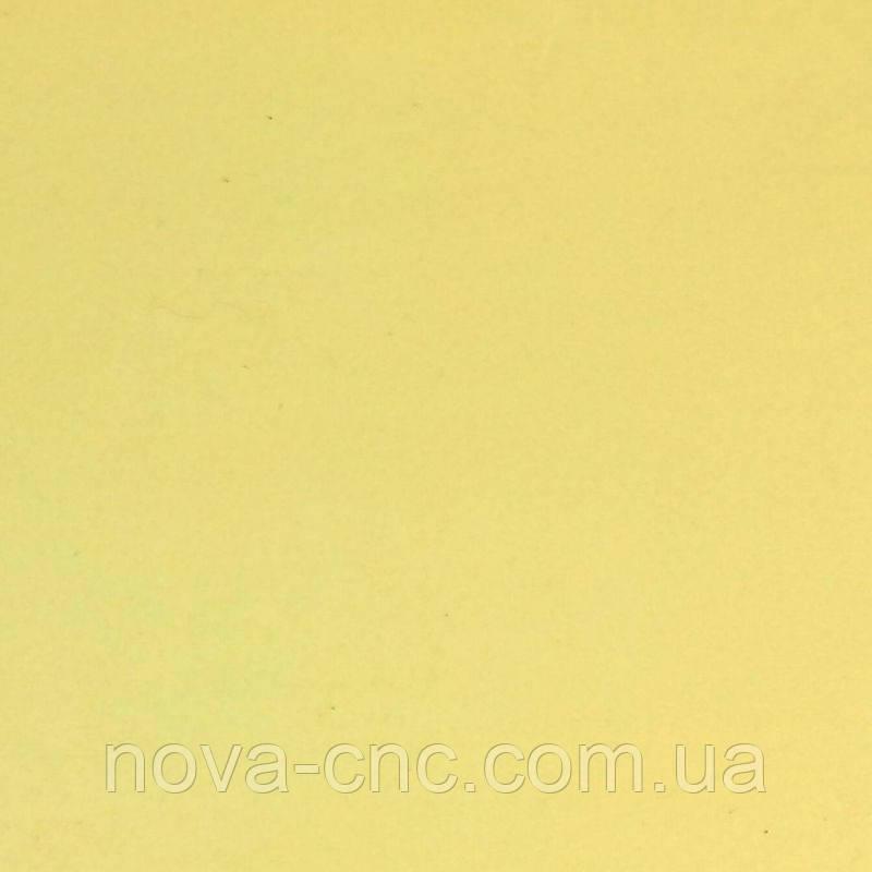 Фоамиран иранский светло желтый