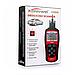 Автосканер автотестер для диагностики автомобиля профессиональный сканер для авто OBDII/EOBD Konnwei KW808, фото 6