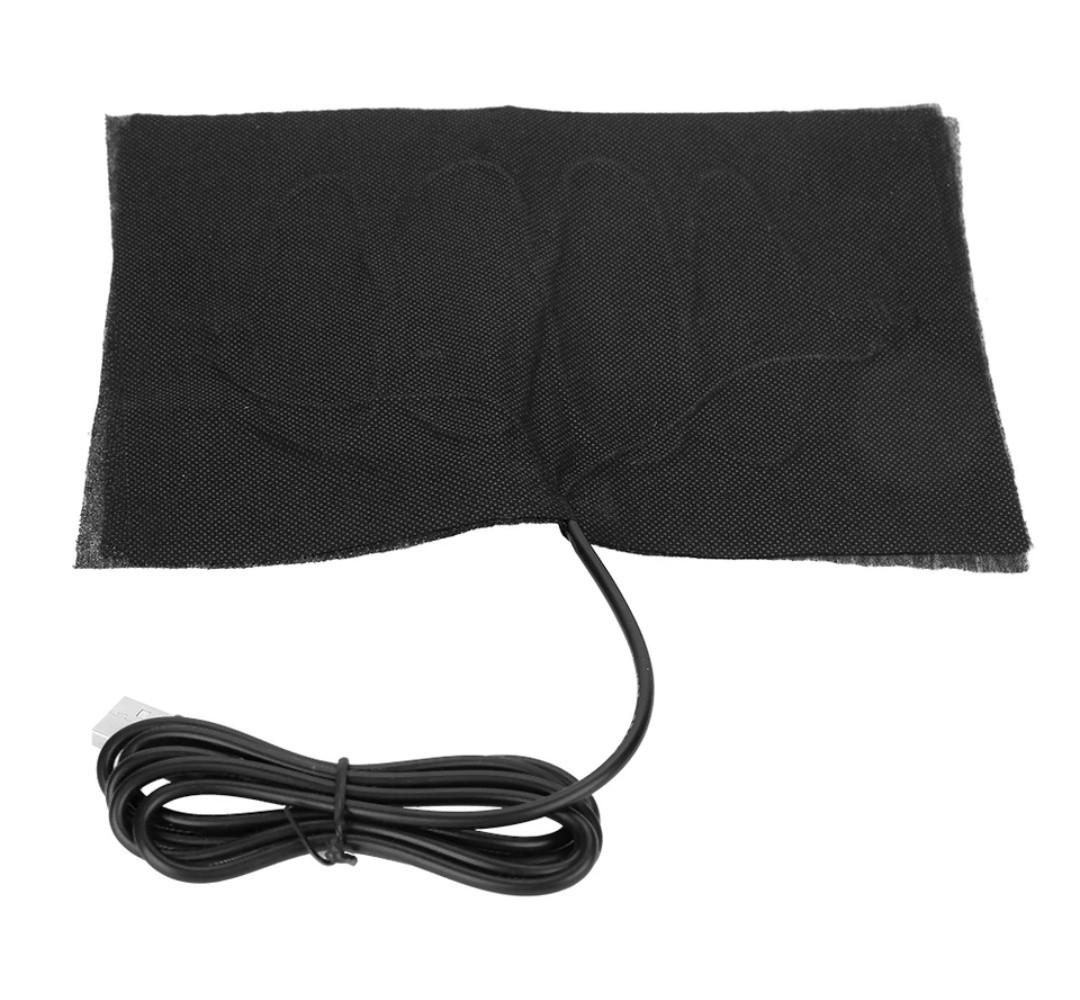Електричні грілки USB для взуття, одягу, дитячої коляски 15*30 см