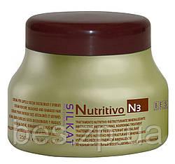 Как крем-компресс N3 Nutritivo поможет восстановить волосы в домашних условиях?