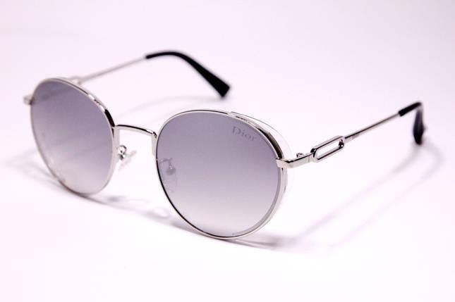 Женские солнцезащитные очки Диор 8188 C5 реплика Черные с градиентом, фото 2