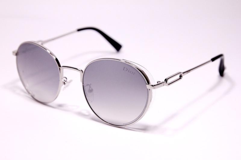 Женские солнцезащитные очки Диор 8188 C5 реплика Черные с градиентом
