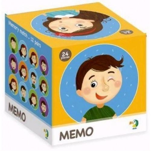 Игра настольная 300144 Мемо Эмоции (dodo)