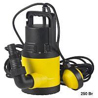 Дренажный насос для чистой воды 250 Вт 6500 л/ч Adeo Service