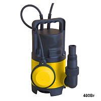 Дренажный насос для чистой воды 400 Вт 8000 л/ч Adeo Service