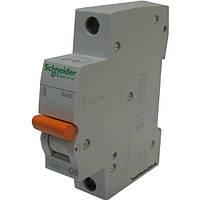 Автомат Шнайдер 6A 1Р BA63 C6 Schneider Electric 11201