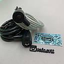 Тросовый замок для велосипеда на ключе, фото 6