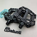 Педалі пластикові підшипник-кульки, фото 4