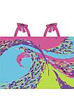 Яркий сарафан   парео трансформер в радужных оттенках, фото 9