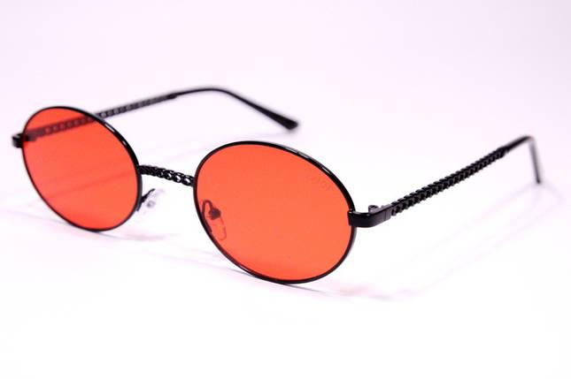 Женские солнцезащитные очки Диор 8983 C6 реплика Красные, фото 2