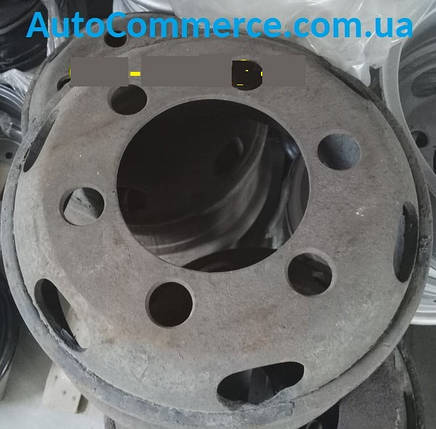 Диск колісний FAW 1051, 1061 ФАВ, Dong Feng 1062, 1064, 1074 ДонгФенг, DF40, DF47 Б/У, фото 2