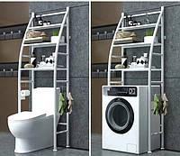 Полку у ванну кімнату над пральною машиною