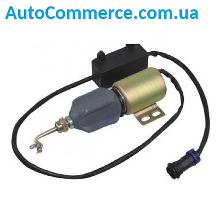 Механизм клапан выключения двигателя (глушилка) FAW 1061, ФАВ 1061(SD-003A2), фото 2