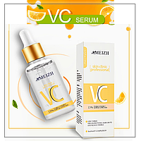 Отбеливающая сыворотка с витамином С для лица AMEIZII, 30 ml