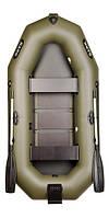 B-260N гребная двухместная надувная лодка BARK, фото 1