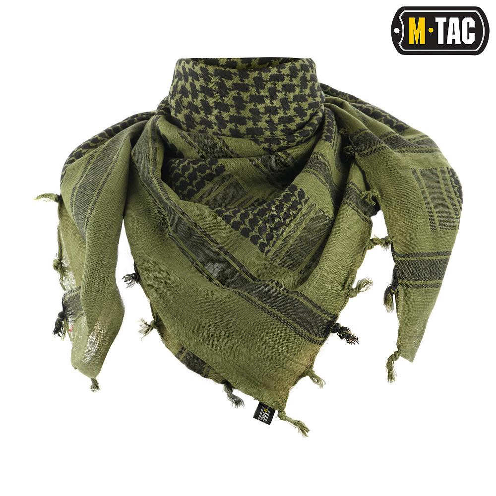 M-Tac шарф шемаг Olive/Black