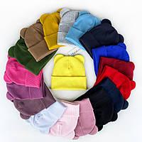 """Шапочка """"Ліам"""", Розмір 44-46, 48-50 (різні кольори)"""