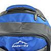 Рюкзак гірський туристичний синій Ronglida 70 л, фото 6