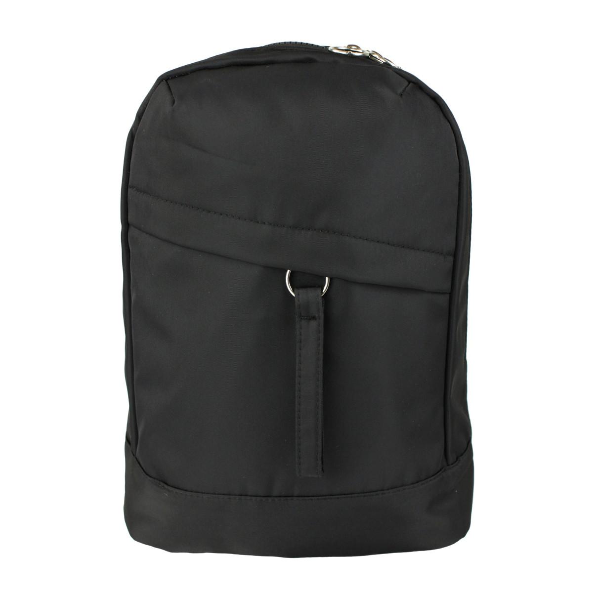 Рюкзак городской тканевый Slo черный (716841)