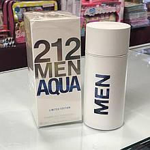 Мужские Carolina Herrera 212 MEN Aqua 100 мл