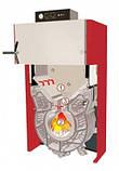 Котел Viadrus Hefaistos P1-3 на 30 кВт   Чугунный пиролизный котел на дровах, фото 6