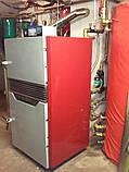 Котел Viadrus Hefaistos P1-3 на 30 кВт   Чугунный пиролизный котел на дровах, фото 4