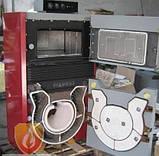 Котел Viadrus Hefaistos P1-3 на 30 кВт   Чугунный пиролизный котел на дровах, фото 5