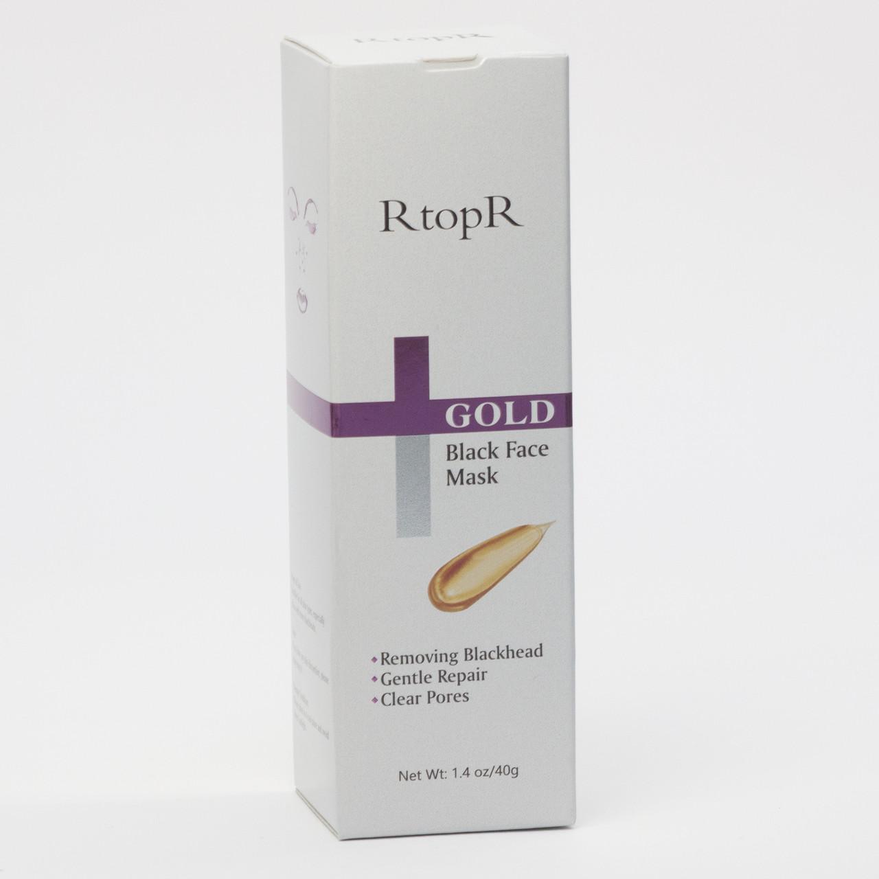 Золота маска-плівка для обличчя Gold Remove Blackhead Mask від RtopR