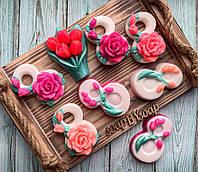"Мило ""Восмерочка з трояндами"", фото 1"