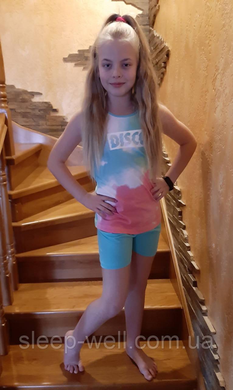 Дитяча піжама з шортами від 9-10 до 15 років