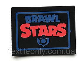 Нашивка Brawl Stars / Бравл Старс 60х40 мм