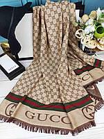 Шарф палантин платок Gucci Гуччи новинка