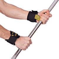 Лямки (ремешки) для становой тяги (2шт) SKDK (р-р 38х34,5х5см)