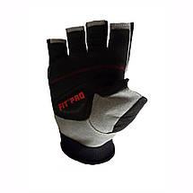 Рукавички для важкої атлетики Power System X1 Pro FP-01 Black XS, фото 2