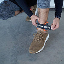 Отягощения 0,5 кг для ног фиксированные Power System PS - 4045 (Пара), фото 3