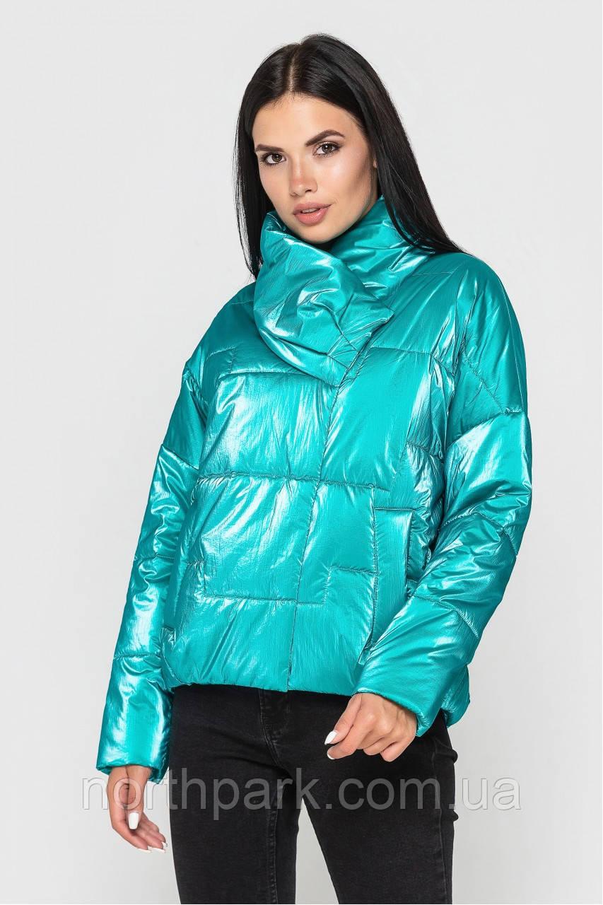 Весняна куртка KTL 295 oversize велюр