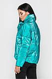 Весняна куртка KTL 295 oversize велюр, фото 3