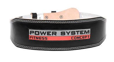 Пояс для важкої атлетики Power System PS-3100 Power XXL Black, фото 2
