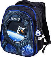 Рюкзак шкільний для хлопчиків Winner stile (8071) Рюкзак портфель ортопедичний 1 клас