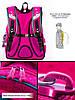 Рюкзак шкільний ортопедичний для дівчаток 1,2 клас Ранець портфель для школи Кицька Winner One R2-164, фото 2