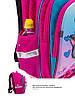 Рюкзак шкільний ортопедичний для дівчаток 1,2 клас Ранець портфель для школи Кицька Winner One R2-164, фото 4