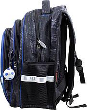 Рюкзак шкільний для хлопчиків Winner One R2-169 Рюкзак портфель ортопедичний 1 клас, фото 2