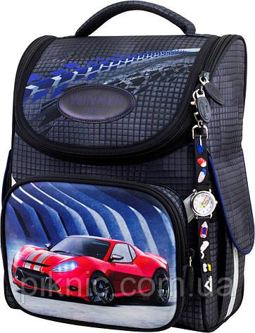 Ранец школьный для мальчиков Winner One 2051 Рюкзак портфель каркасный 1 класс, фото 2