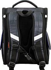 Ранец школьный для мальчиков Winner One 2051 Рюкзак портфель каркасный 1 класс, фото 3