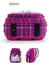 Ранец школьный для девочек Winner One 7001 Рюкзак портфель ортопедический, фото 2