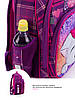 Ранец школьный для девочек Winner One 7001 Рюкзак портфель ортопедический, фото 3