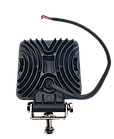 Фара LED квадратная 126 W, 42 лампы, широкий луч 10/30V 6000K толщина: 40 мм, фото 5