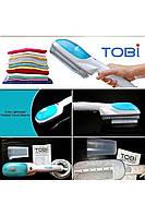 Отпариватель Tobi Smoll Тоби , Ручной отпариватель для одеждя и деликатных тканей . Паровой утюжок для дома.