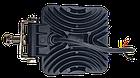 Фара LED квадратная 126W, 42 лампы, широкий луч 10/30V 6000K толщина: 40 мм.+ LED кольцо, фото 4